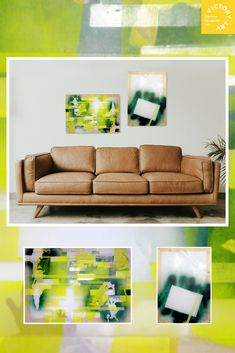 Add bright and fun colours to your interior for upcoming Summer season Enhance your interior with sustainable art. Interior Decorating, Interior Design, Sustainability, Things To Come, Colours, Bright, Seasons, Creative, Artist