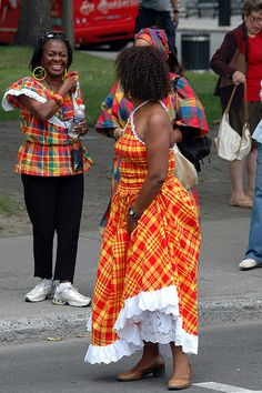 Traditional Dress by caribb, via Flickr