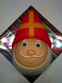 Traktaties & Taarten: Sinterklaas taart voor mama maken
