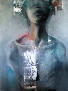"""""""La Ritournelle"""" - Acrylic on canvas - 80cm x 60cm - Benjamin García"""