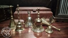 A selection of bells and chimes for clearing sacred space and dispelling unwanted energies. We also stock sounding horns, often depicted in historical movies which were used to signal significant events. Wiccan, Pagan, Candle Shop, Altar, Horns, Events, Candles, Space, Gallery
