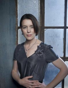 Olivia Williams (Adelle DeWitt)