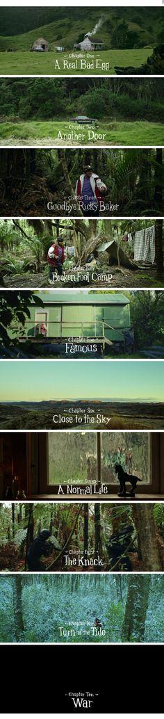 Hunt for The Wilderpeople, 2016 - Green See Movie, Movie Tv, Ricky Baker, Wilder People, Hunt For The Wilderpeople, Beyond The Border, Sam Neill, Movie Screenshots, Taika Waititi