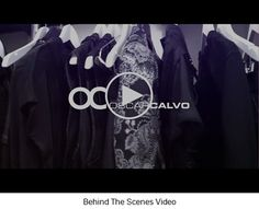 To celebrate the launch of Oscar Calvo's new collection we have fashioned a unique website and sizzling Behind The Scenes Video, staring the classically handsome David Sciola. #menswear #mensfashion #mensstyle #fashion #style #fashionvideo #behindthescenes #oscarcalvo #davidsciola #avantgarde #fashiondesigner #candyperfumeboy