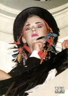 80s Icons, Culture Club, Boy George, Many Faces, Boy Photos, Singers, Musicians, Photographs, Mary