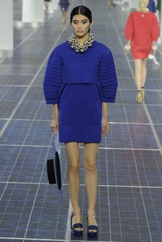 Chanel RTW Spring 2013 - Paris Fashion week