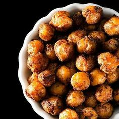#HealthyRecipe+/+Kitchen+Riffs:+Spicy+Roast+Chickpeas