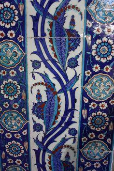 Turkish tiles | Flickr - Photo Sharing!