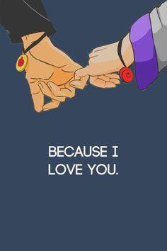 ~Porque yo te amo~ Naruhina