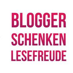 Blogger schenken Lesefreude!