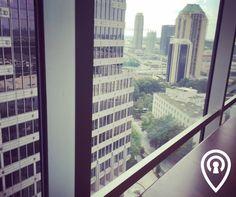 Lo bonito de las alturas, es la vista que obtienes.  #Certera