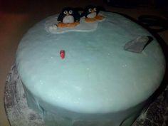 Christmas Cake - Made By Jade Sheldon