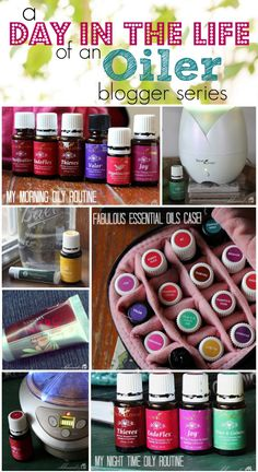 How to Use Essential Oils Every Day - Young Living