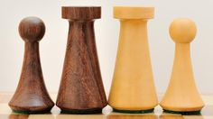 Herman Orme Knockoff Chess Pieces