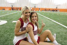 OU, Cheer, Friends College Cheerleading, Oklahoma Sooners, Spirit, Football, Friends, People, Soccer, Amigos, Futbol
