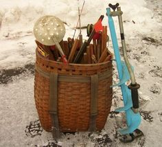 Ice Fishing Safety Gear, link no good