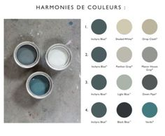 Farrow & Ball Inchyra Blue Palette