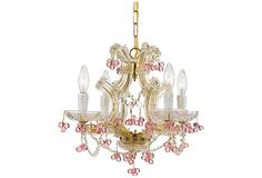Buy the Crystorama Lighting Group Gold / Rosa Hand Polished Direct. Shop for the Crystorama Lighting Group Gold / Rosa Hand Polished Maria Theresa 4 Light Candle Style Crystal Chandelier and save. Empire Chandelier, Gold Chandelier, Chandelier Lighting, Chandelier Ideas, Pendant Lights, Elegant Chandeliers, Traditional Chandeliers, Crystal Chandeliers, Bedroom Decor