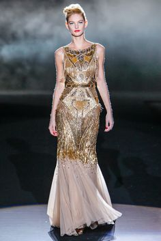 Badgley Mischka Fall 2013 Ready-to-Wear Fashion Show Collection