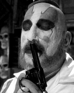 'House Of 1000 Corpses', 2003, directed by Rob Zombie. ☀