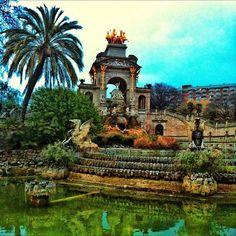 La ciutadella #Barcelona (Taken with Instagram at Parc de la Ciutadella)