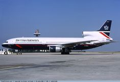 Photo British Airways Lockheed L-1011-100 TriStar G-BEAL