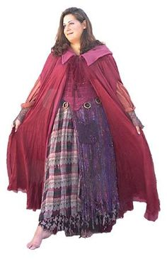 Mary Sanderson Costume would be so perfect for my sister!