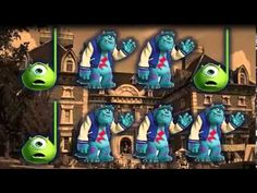 Monsters University (Lectura Musical 1) - YouTube