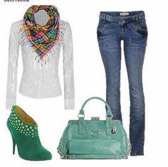 tips de moda outfits bisuteria coketa pgina