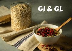 Glycemic Index and Glycemic Load: What's the Difference?