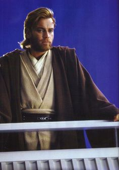 """Every time I watch a video on youtube where Ewan McGregor sings, the comments are always something like """"Who knew, Obi-Wan can sing!"""" or """"Now every time I watch Star Wars I picture him singing"""". He has such a gorgeous voice, and it's amusing to read people's reactions. (Yes, everyone. Obi-Wan can sing.)"""