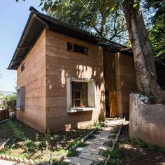 This prototype house developed to rebuild a village destroyed by an earthquake could protect millions of people around the world, claims Edward Ng.