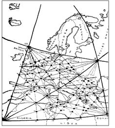 europe ley lines