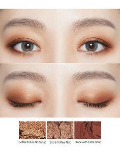 [ETUDE HOUSE] Play Color Eyes_Caffeine Holic 0.8g*10 8809587390878  eBay#Color#Eyes_Caffeine#Play