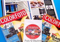 Maximilian Weinzierl – Fotografie – Blog: TIPP: ColorFoto diesmal mit Jahrgangs-CD