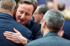 David Cameron ( UK prime minister)