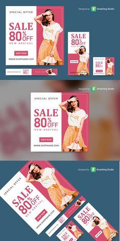 Fb Banner, Facebook Banner, Banner Design Inspiration, Web Banner Design, Photos Fitness, Timeline Cover, Google Banner, Facebook Website, Fashion Banner