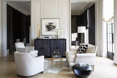 The Alabama designer is dedicated to crafting serenely elegant spaces in which her clients can let down their hair.