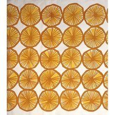 The V&a, Printed Linen, Victoria And Albert Museum, Marimekko, Metal Working, Modern Design, Objects, Artist, Fabric