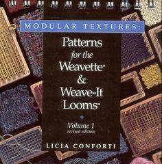 Patterns for the Weavette licia conforti