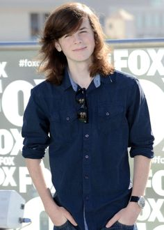 TWD Chandler Riggs