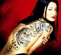 Ink to paper is thoughtful Ink to flesh, hard-core. If Shakespeare were a tattooist We'd appreciate body art more.