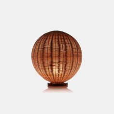 GLOBE LAMP by MEIER/FERRER FERRER
