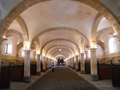Royal Stables located in Córdoba, Andalusia in Southern Spain, a breeding place of the Andalusian horse and established in the 16th century.