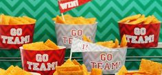 Football Party Ideas and Recipes | Snackpicks - Ideas to Snack On