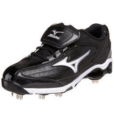 Mizuno Men's 9-Spike Classic Switch Baseball Cleat Mizuno. $59.99 Baseball Cleats, Softball, Athletic Shoes, Classic, Sneakers, Amazon, Zapatos, Fastpitch Softball, Derby