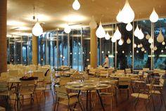 Restaurante Oiticica, Inhotim, Brumadinho - MG  / Rizoma Arquitetura / Foto: Estela Novaes
