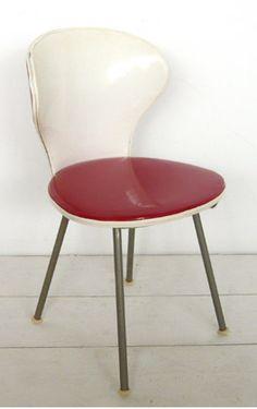 VG339 - Small Herlag chair 1950