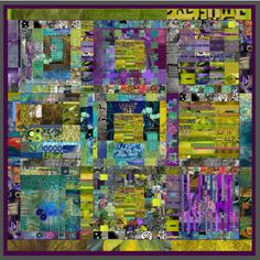 collage #quilt #collage