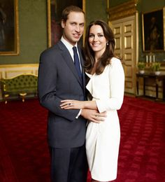2010s: Kate Middleton's high-street engagement dress The Reiss dress Kate Middleton wore for her engagement portrait with Prince William in 2010 was the beginning of what would soon be known as the Kate effect.